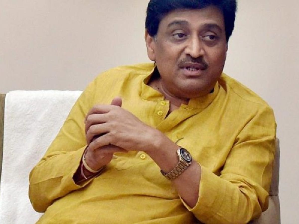 Ashok Chavan PWD minister in Maharashtra recovered from coronavirus and discharged from hospital