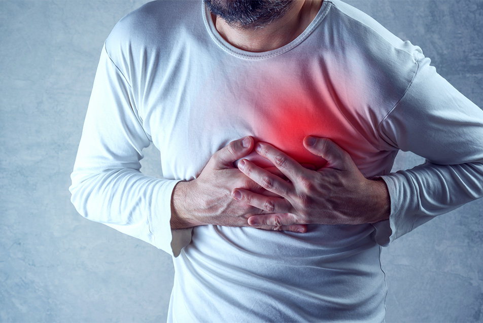 How to detect and cure heart attack