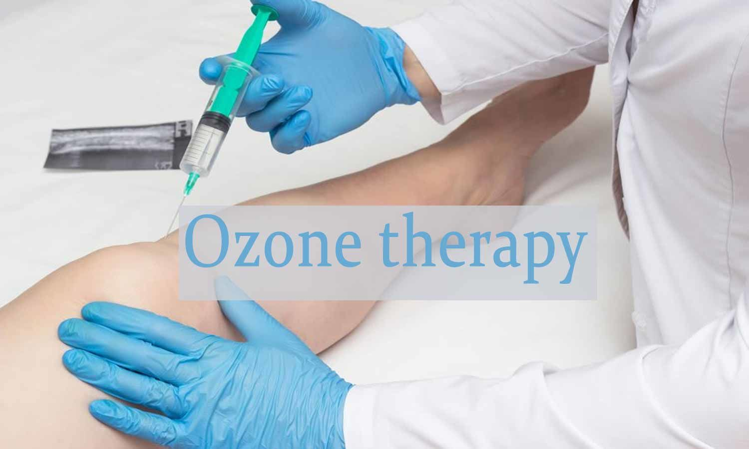 Ozone Therapy: Should It Be Approved for Medicinal Use?
